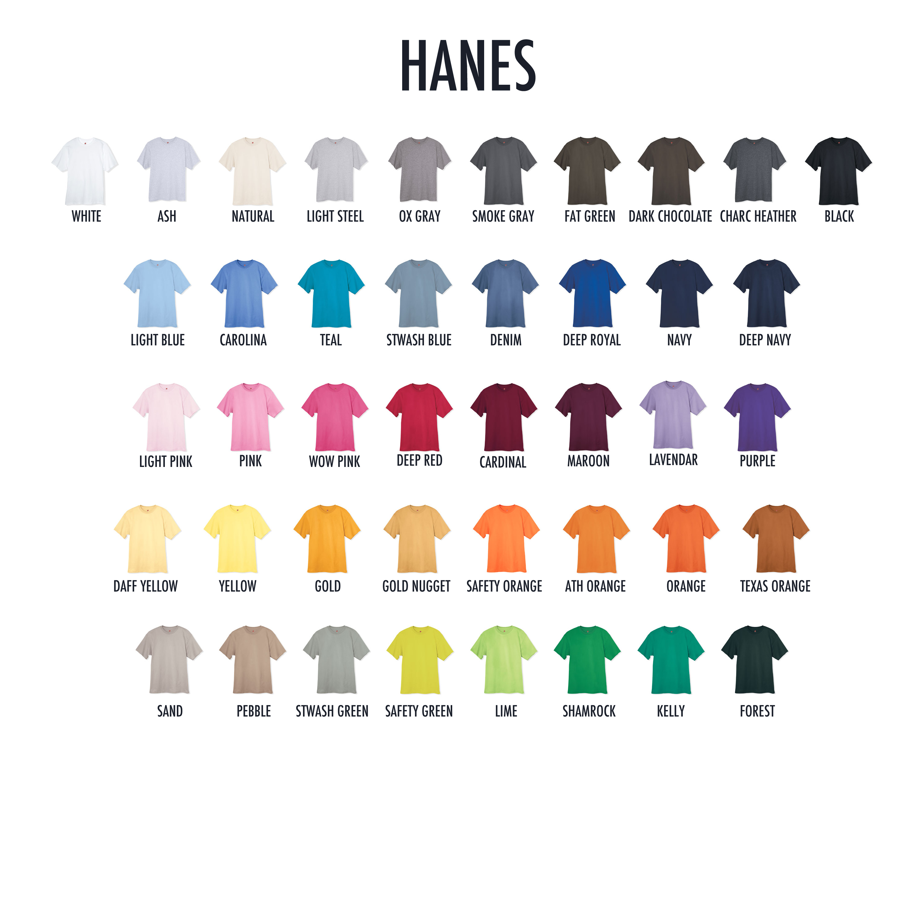 Hanes t-shirts coupons printable